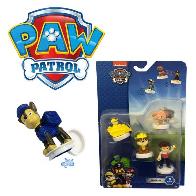paw patrol stampers blister 5