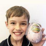 dino world grow egg mega