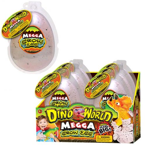 dino world grow egg mega