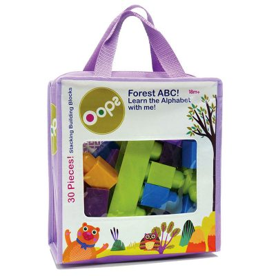 oops 30pce abc forest learn
