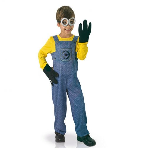minion jumpsuit costume