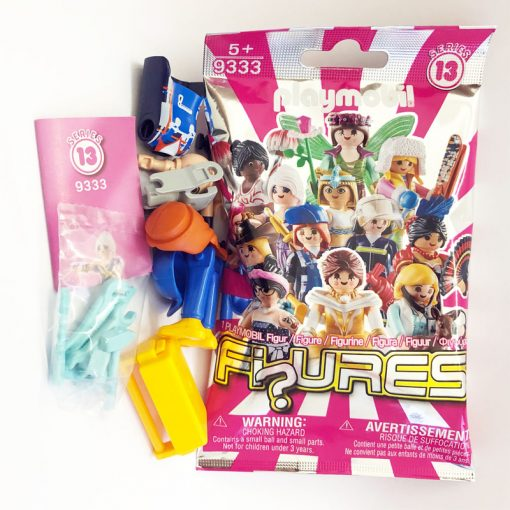 playmobil foil bag