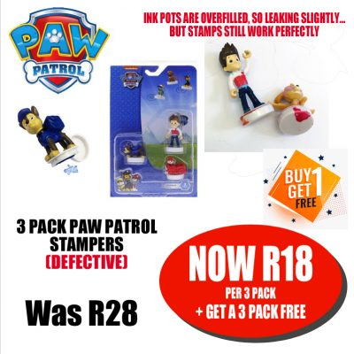 paw patrol stamps