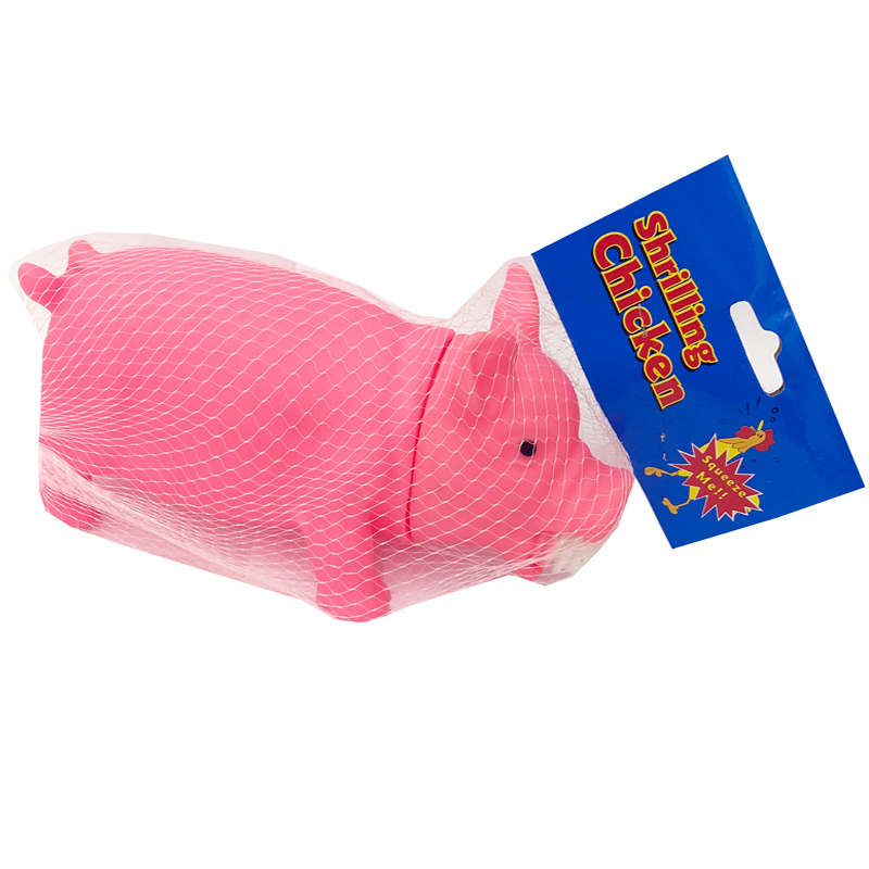 pig with sound