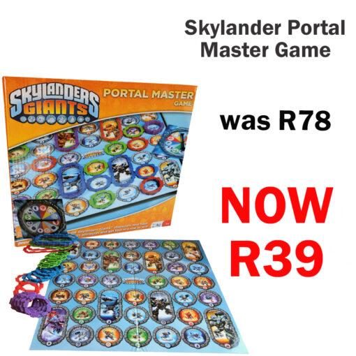 Skylander toys