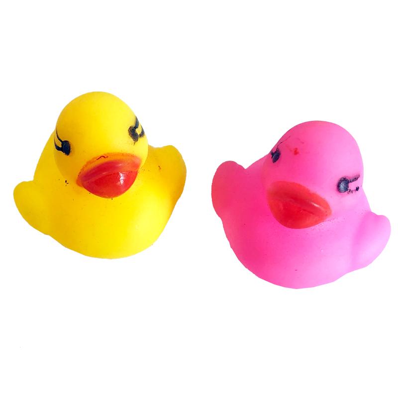 mini bath ducks