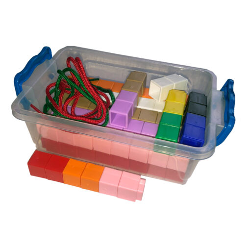 touch and count cubes