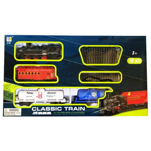 toy train set
