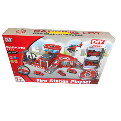 fire station play