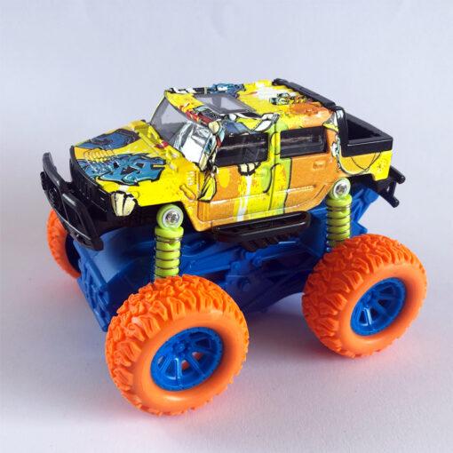 big foot toy truck