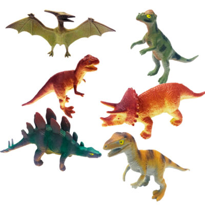 toy dinosaurs figurines