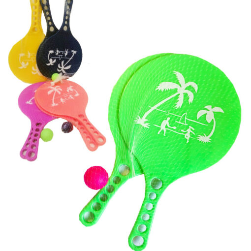 beach bat and ball set