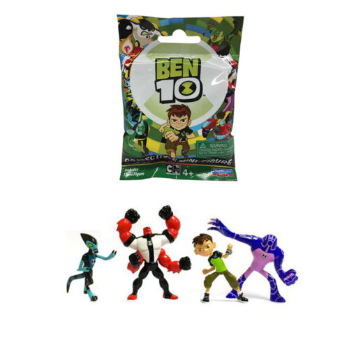 Ben 10 Collectible Mini-Figure