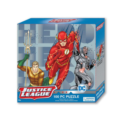 DC Boys Tuckbox Puzzle
