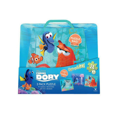 Finding Dory 3 Puzzles in Bag