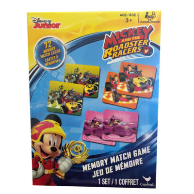 Mickey Animated Memory Match Game
