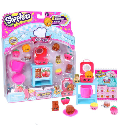Shopkins Chef Club Collection