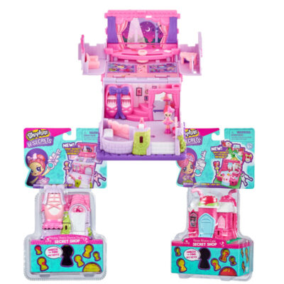Shopkins Lil Secrets Mini Play