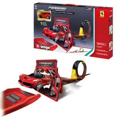 BBurago Ferrari Go Gears Race