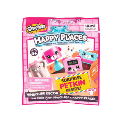 Happy Places Shopkins Sampler