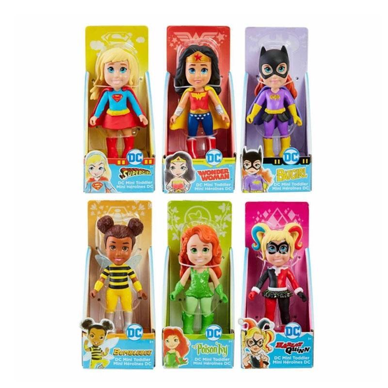DC Mini Toddler Dolls