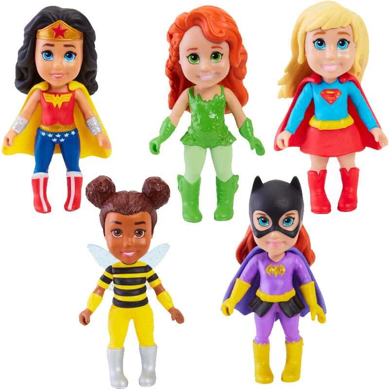 DC Mini Dolls in CDU