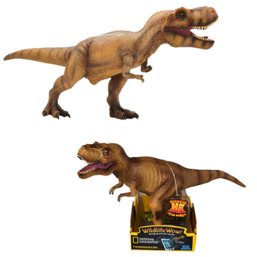 National Geographic Dinosaurs Figures
