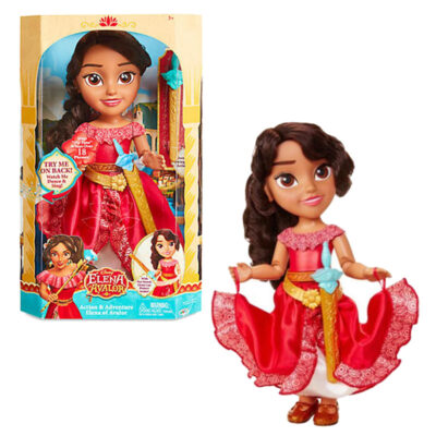 Disney Elena Of Avalor Action & Adventure Doll