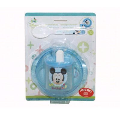 Disney Baby Mickey Microwave Safe Set