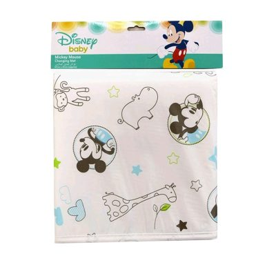 disney baby mickey mouse changing mat