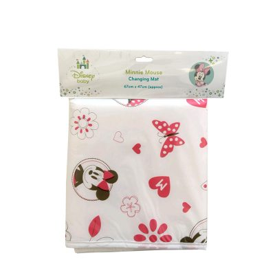 disney baby minnie mouse changing mat