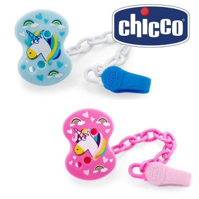 Chicco Fantastic Love soother clip