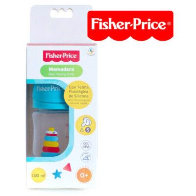 FISHER PRICE WIDE NECK BOTTLE 150ML