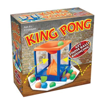 Kingpong Game