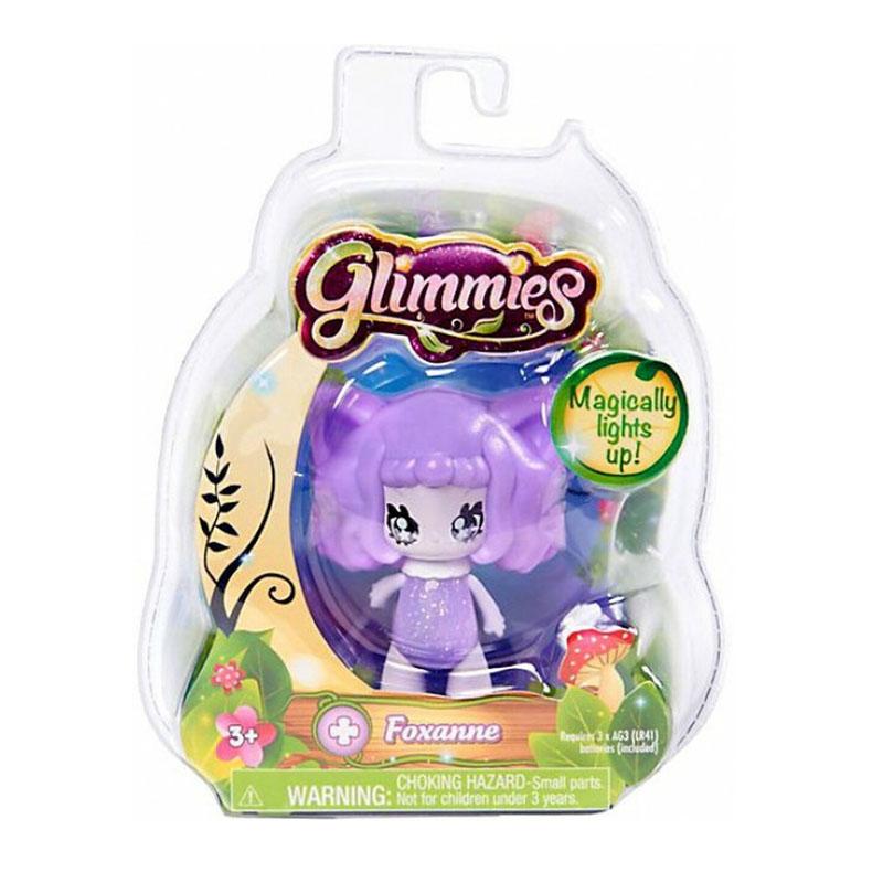Glimmies 1pk Mini Light Up Doll