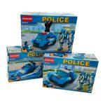 police building blocks