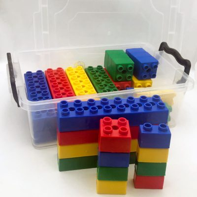 large toy blocks
