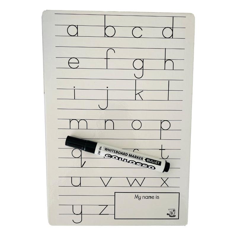 Learn to write board