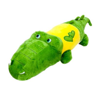 plush crocodile