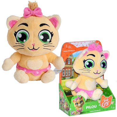 44 Cats Plush with Music