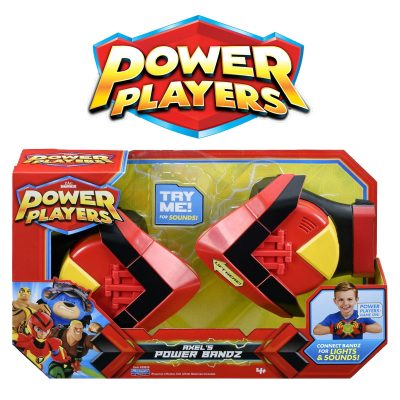 Power Player Electronic Power Players