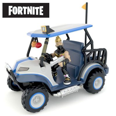 Fortnite Deluxe Figurine and Vehicle